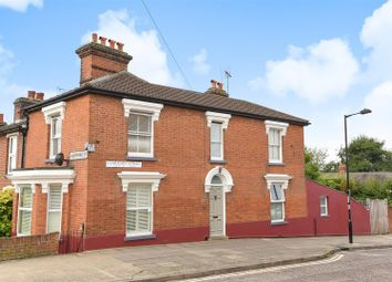 Thumbnail 3 bedroom semi-detached house for sale in Clarkson Street, Ipswich