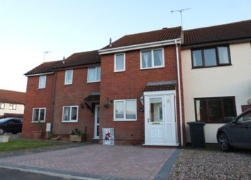 Thumbnail 2 bed terraced house to rent in Sheringham Road, Worcester