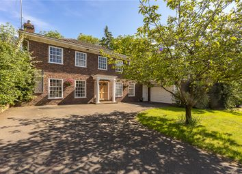Thumbnail 5 bed detached house for sale in Coombe Vale, Gerrards Cross, Buckinghamshire