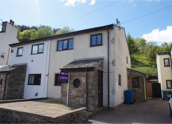 Thumbnail 3 bed semi-detached house for sale in Holcombe Road, Helmshore, Rossendale