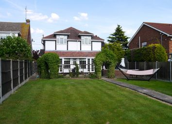 Thumbnail 5 bedroom detached house for sale in Albert Road, Bulphan, Upminster