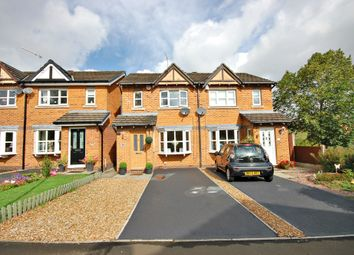 Thumbnail 2 bed semi-detached house for sale in Sutton Way, Hadfield, Glossop