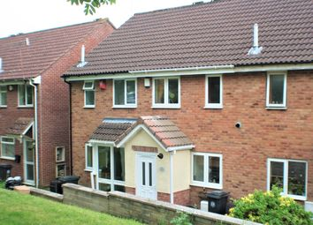 Thumbnail 2 bed terraced house for sale in The Ridings, Bishopsworth, Bristol
