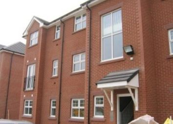 Thumbnail 2 bed flat to rent in Victoria Gardens, Kingsway South, Latchford