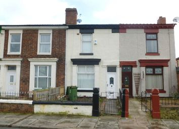 Thumbnail 2 bed terraced house to rent in Warrington Street, Tranmere, Birkenhead