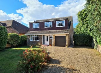 Ouseley Road, Wraysbury, Staines TW19. 4 bed detached house