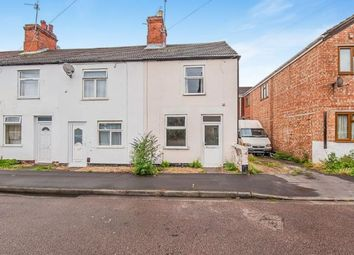 Thumbnail 2 bedroom end terrace house for sale in Garton Street, Peterborough, Cambridgeshire