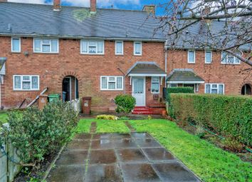 Thumbnail 3 bed terraced house for sale in Edison Road, Walsall