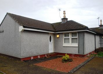 Thumbnail 1 bed detached bungalow for sale in 9 Annandale Court, Lochmaben