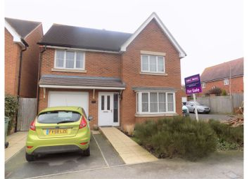4 bed detached house for sale in Buttercup Avenue, Sheerness ME12