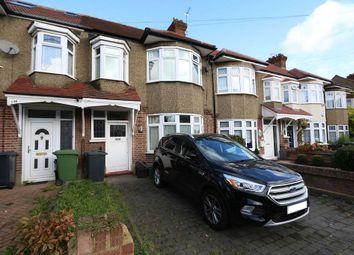 Thumbnail 3 bed terraced house for sale in Hillside Crescent, Cheshunt, Waltham Cross, Hertfordshire