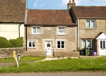 Thumbnail 2 bed terraced house for sale in The Street, Hullavington, Chippenham, Wiltshire