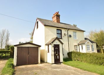 Thumbnail 3 bedroom semi-detached house for sale in Haverhill Road, Little Wratting, Haverhill