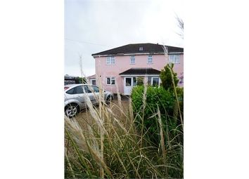 Thumbnail 3 bed semi-detached house to rent in Paeony Chase, West Mersea, Essex.