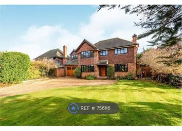 Thumbnail 4 bed detached house to rent in Farm Lane, East Horsley Leatherhead