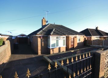 Thumbnail 3 bed detached bungalow for sale in Chester Road, Talke, Stoke-On-Trent