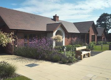 Thumbnail 2 bed terraced bungalow for sale in Albany Lane, Balsall Common, Coventry