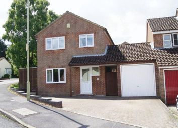 Thumbnail 4 bed link-detached house for sale in Sandford Close, Kingsclere, Newbury