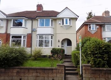 Thumbnail 3 bedroom property to rent in Glenfield Grove, Selly Park