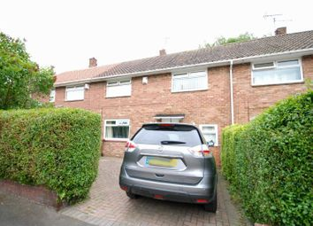 Thumbnail 3 bed terraced house for sale in Whitbeck Road, Denton Burn, Newcastle Upon Tyne