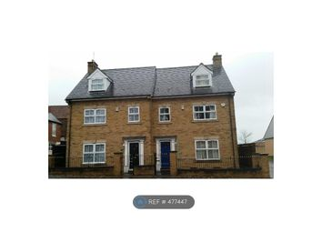 Thumbnail 4 bed semi-detached house to rent in Broad Green, Wellingborough