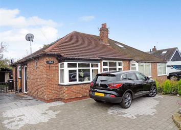 Thumbnail 3 bed bungalow for sale in Overdale Road, Romiley, Stockport