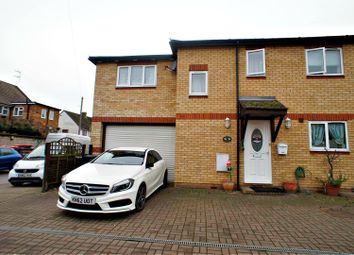 Thumbnail 3 bedroom property for sale in Nazeingbury Close, Nazeing, Waltham Abbey