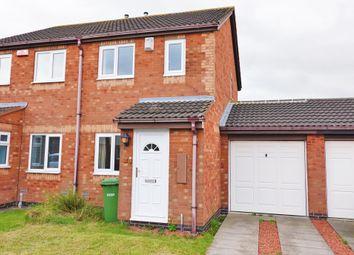Thumbnail 2 bed semi-detached house to rent in Emmetts Garden, Ingleby Barwick, Stockton-On-Tees