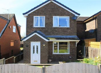 Thumbnail 3 bed detached house for sale in Holly Grove, Longridge, Preston