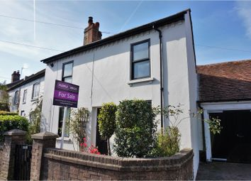 Thumbnail 2 bed cottage for sale in Main Road, Yapton, Arundel