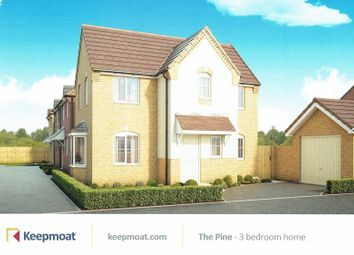 Thumbnail 3 bed semi-detached house for sale in Lower Hardwick Lane, Winslow, Bromyard