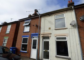 Thumbnail 3 bed terraced house to rent in Shelley Street, Ipswich