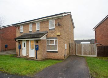 Thumbnail 2 bed semi-detached house to rent in Keyhaven Close, Derby