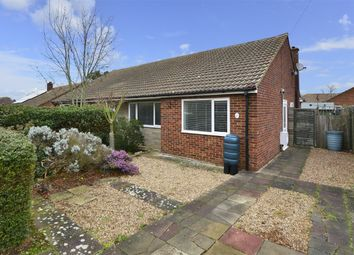 Thumbnail 2 bed semi-detached bungalow for sale in Nursery Close, Whitstable, Kent