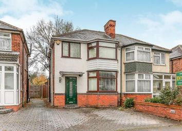 Thumbnail 3 bed semi-detached house for sale in Farnhurst Road, Hodge Hill, Birmingham, West Midlands