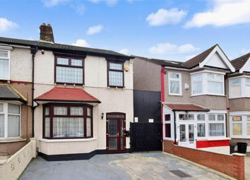 Thumbnail 3 bed end terrace house for sale in St. Lukes Avenue, Ilford, Essex