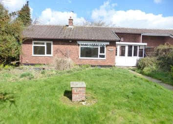 Thumbnail 2 bed terraced bungalow for sale in Shillito Road, Blofield, Norwich