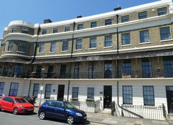 Thumbnail 1 bed flat to rent in Camden Crescent, Dover