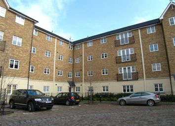 Thumbnail 2 bed flat to rent in Caspian Way, Purfleet