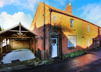 Thumbnail 2 bed semi-detached house for sale in Cowgate, Heckington, Sleaford