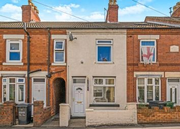 Thumbnail 3 bed terraced house for sale in Kirkhill, Shepshed, Loughborough, Leicestershire