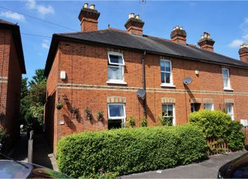 Thumbnail 2 bed end terrace house for sale in Powney Road, Maidenhead