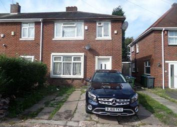 Thumbnail 3 bed town house for sale in Hackett Road, Rowley Regis