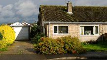 Thumbnail 2 bed bungalow to rent in Stray Green, Ruskington