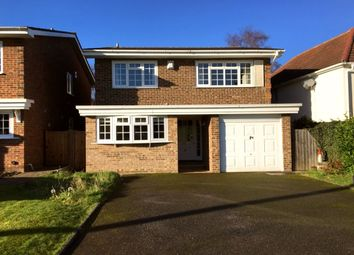 Thumbnail 4 bedroom detached house for sale in Norsted Lane, Pratts Bottom, Orpington