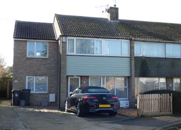 Thumbnail 3 bedroom terraced house to rent in Rhodaus Close, Canterbury