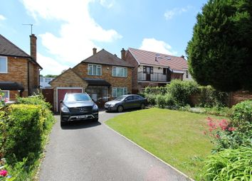 Thumbnail 3 bed detached house for sale in Warren Road, Ickenham