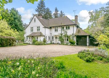 Thumbnail 5 bed detached house for sale in Horsham Road, Bramley, Guildford, Surrey