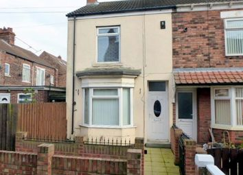 Thumbnail 2 bed end terrace house to rent in Brooklyn Villas, Hull