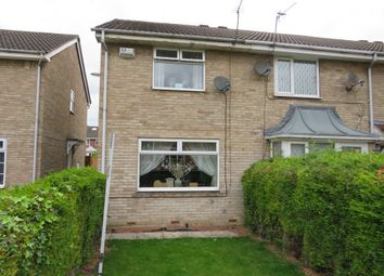 Thumbnail 2 bedroom end terrace house for sale in Boulsworth Avenue, Hull